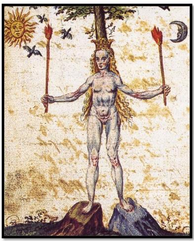 "Pagan ""God Self"" Icon Found Worldwide Rewrites History, Reveals Lost Golden Age 179"