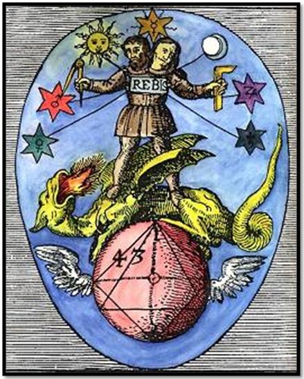 "Pagan ""God Self"" Icon Found Worldwide Rewrites History, Reveals Lost Golden Age 182"