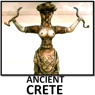 "Pagan ""God Self"" Icon Found Worldwide Rewrites History, Reveals Lost Golden Age 133"