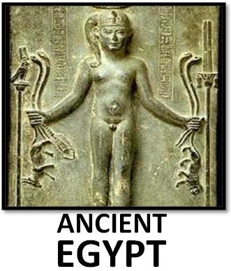 "Pagan ""God Self"" Icon Found Worldwide Rewrites History, Reveals Lost Golden Age 129"