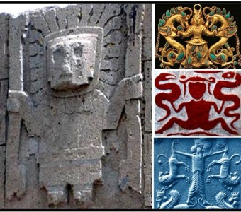 "Pagan ""God Self"" Icon Found Worldwide Rewrites History, Reveals Lost Golden Age  124"