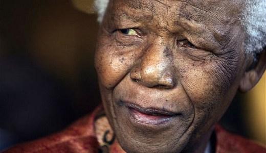 Nelson Mandela dies 1