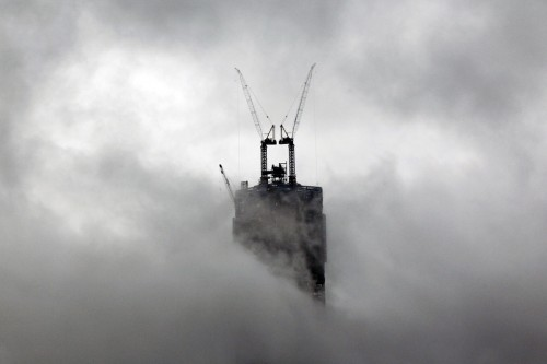 Eerie Howling From New One World Trade Center Keeping Residents Awake 86