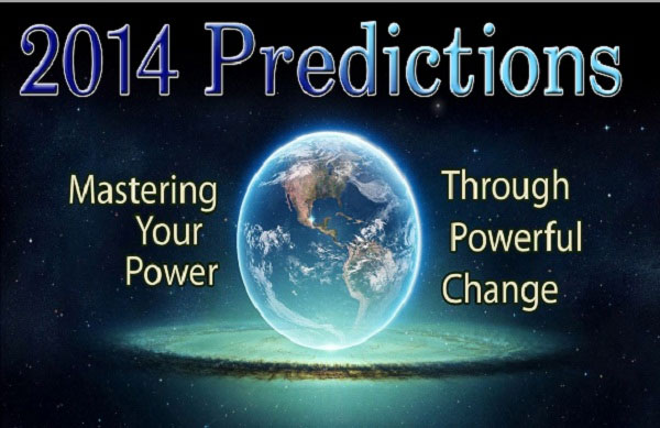 10 Predictions For 2014 19