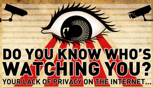 They Are Watching You (Infographics) 34