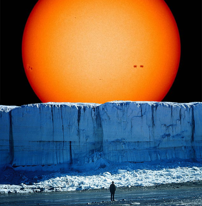 Is a mini ice age on the way? Scientists warn the Sun has 'gone to sleep' and say it could cause temperatures to plunge 91