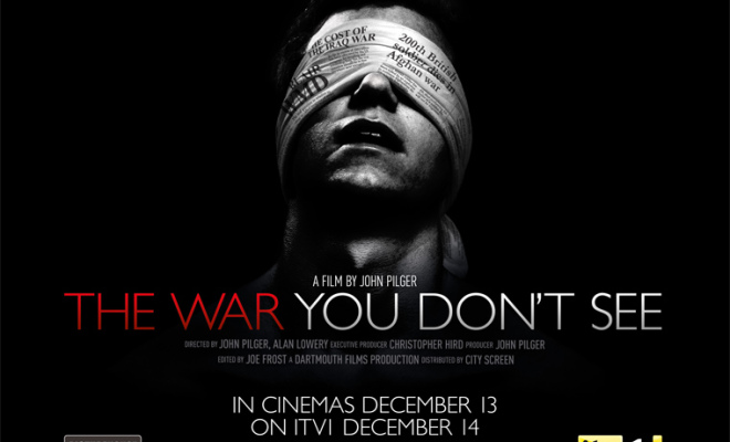 The War You Don't See (2010) 8