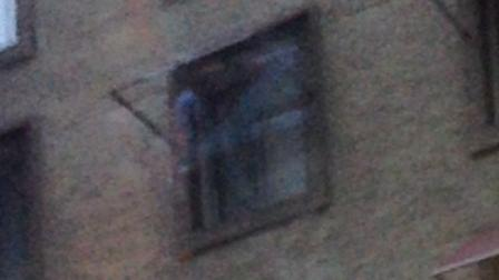 'Ghost' photo captured outside Cecil Hotel in downtown Los Angeles 1