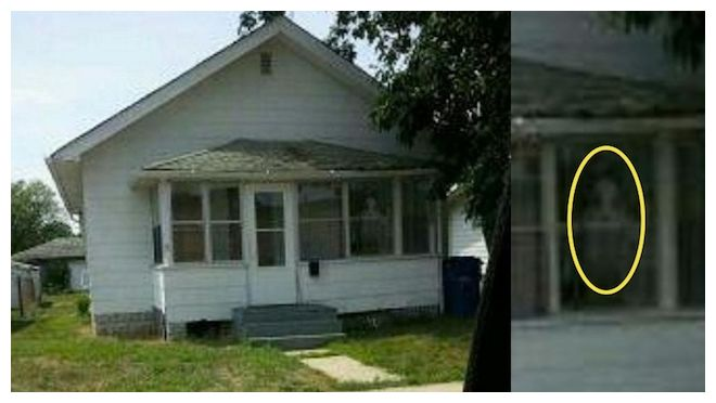 Local police confirm this Indiana house is haunted by demons 19