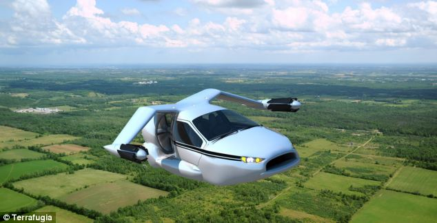 First flying car may go on sale in 2015 91