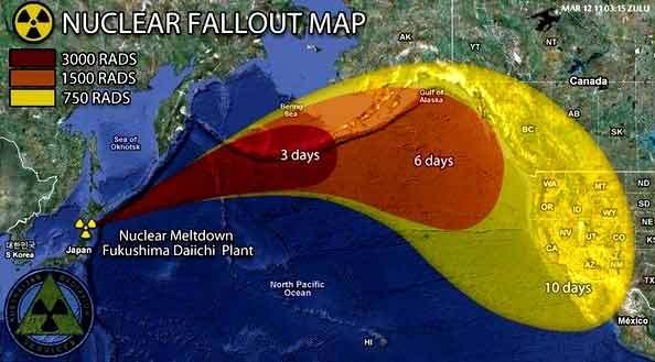 Underground Nuclear Explosion At Crippled Japan Atomic Plant Shocks The World 9