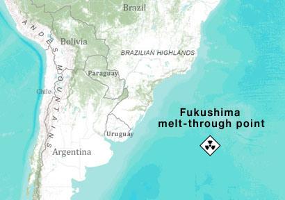 Underground Nuclear Explosion At Crippled Japan Atomic Plant Shocks The World 10