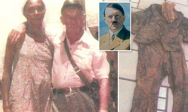 Book Claims Adolph Hitler Escaped To Brazil And Died In 1984 53