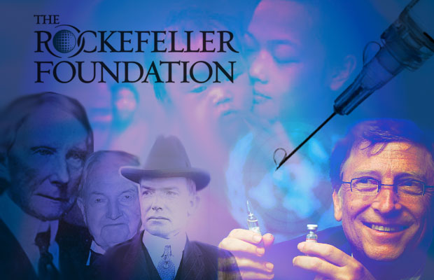 How the Rockefeller Foundation Quietly Funded the Anti-Fertility Vaccine 22