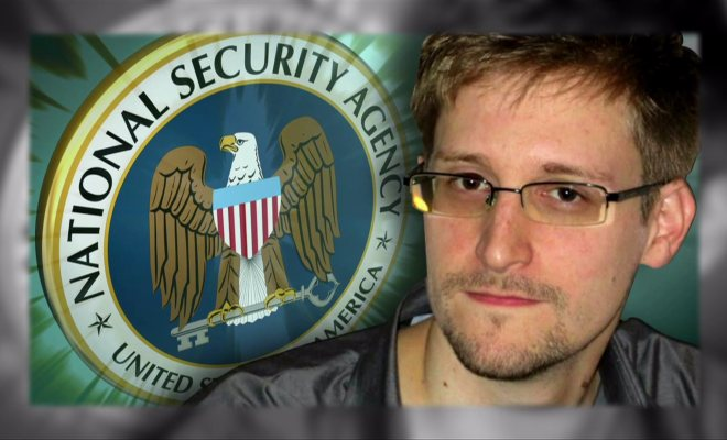 Government officials want to kill Edward Snowden 95