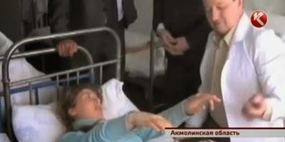 Kazakhstan: The strange epidemic of sleep 16