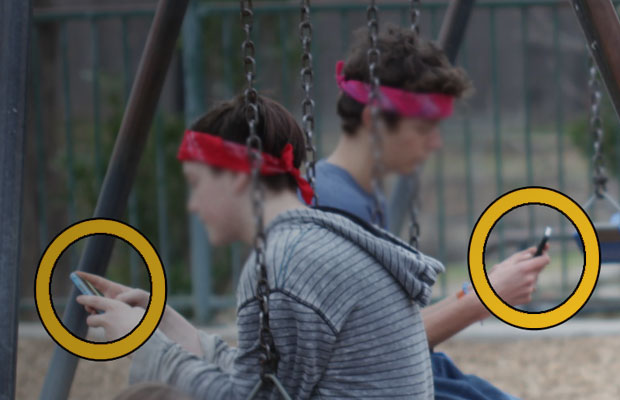 Digital Zombies: The Age Where Kids Don't Look Up, and Barely Go Outside Anymore 21