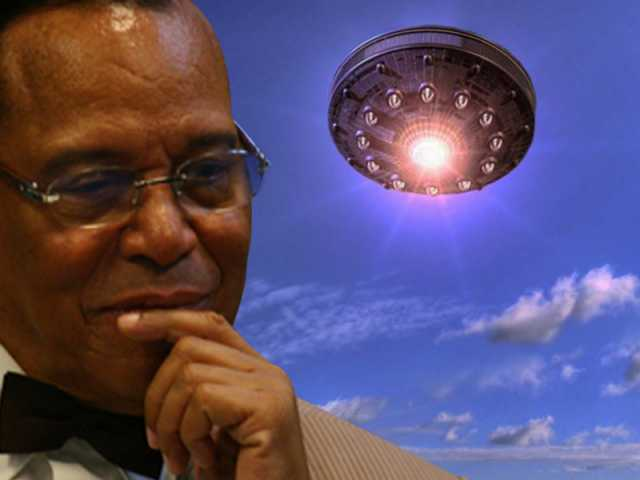 Farrakhan asks President Obama to open up Area 51 to end UFO secrecy 30