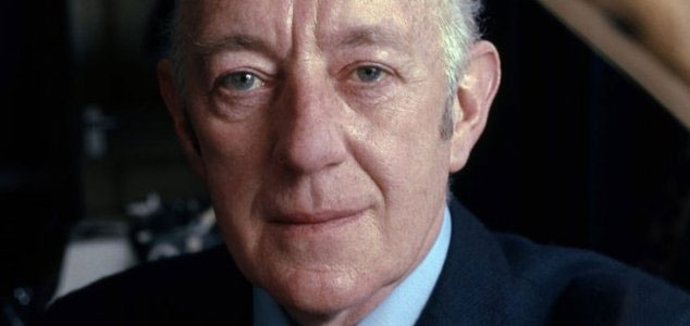 Sir Alec Guinness once witnessed a ghost 45