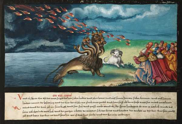 Storybook apocalypse: Beasts, comets, and other signs of the end times 86