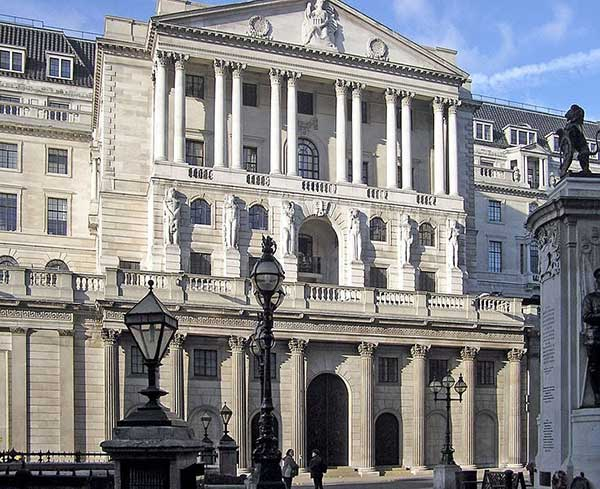 A Sighting Of The Bank Of England Black Nun Ghost 68