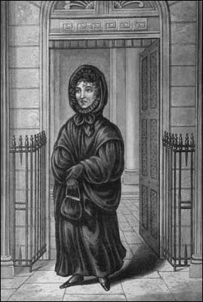 Black Nun ghost Sarah Whitehead