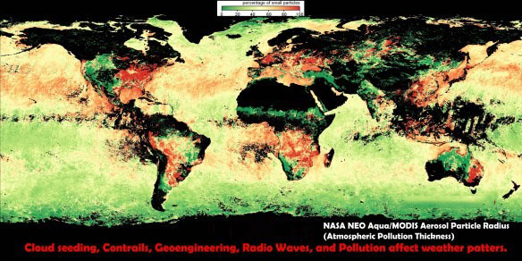 HAARP, Chemtrails, and Weather Modification – The True Source of Climate Change  112