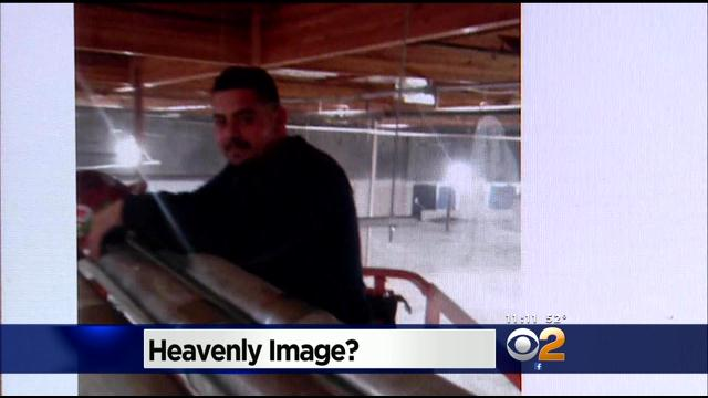 Ghostly Figure In Photo A Sign From God? Pastor Thinks So 124