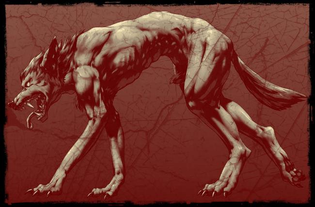 Brazilian werewolf alert 17