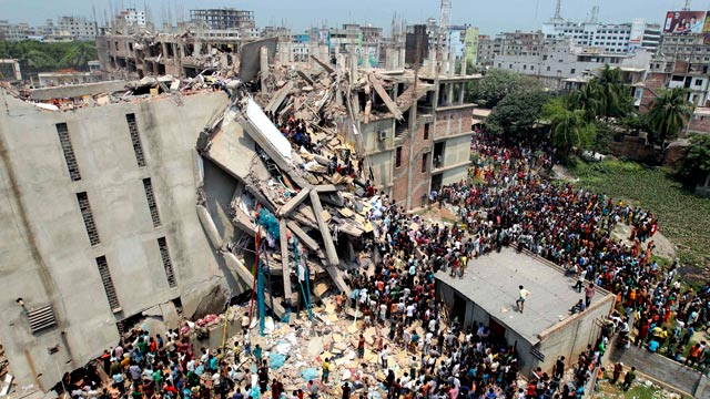 The Dhaka garment factory disaster was a wake-up call for many, forcing people to question their role in the consumerism that is destroying the planet.