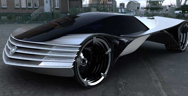 This Car Runs For 100 Years Without Refuelling – The Thorium Car 1