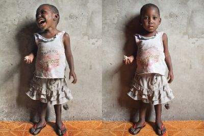 Is this little girl a sorcerer? She's one of thousands accused in Congo 39