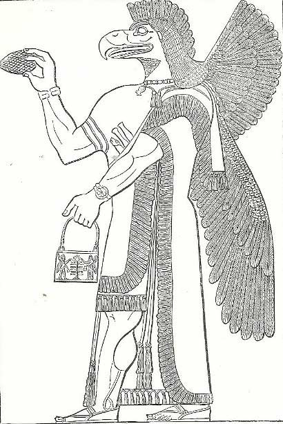 eagle-headed-figure