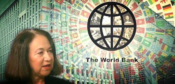"Former World Bank Senior Council Says A ""Second Species"" On Earth Controls Money & Religion 12"