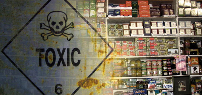 The Longterm Health Impact of Toxic Food Packaging  86