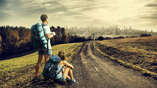 The Ultimate Guide To Travelling When You're Broke! 1