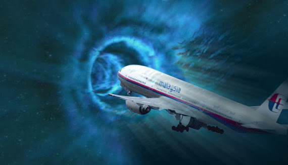 CNN Gives Up, Wonders About Supernatural Conspiracy Theories for Flight 370 Disappearance 6