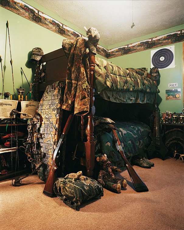 16 Children And Their Bedrooms From Across The World.  This Will Open Your Eyes 41