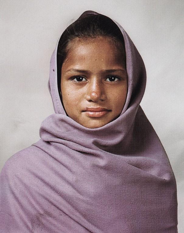 Netu, 11, Kathmandu, Nepal
