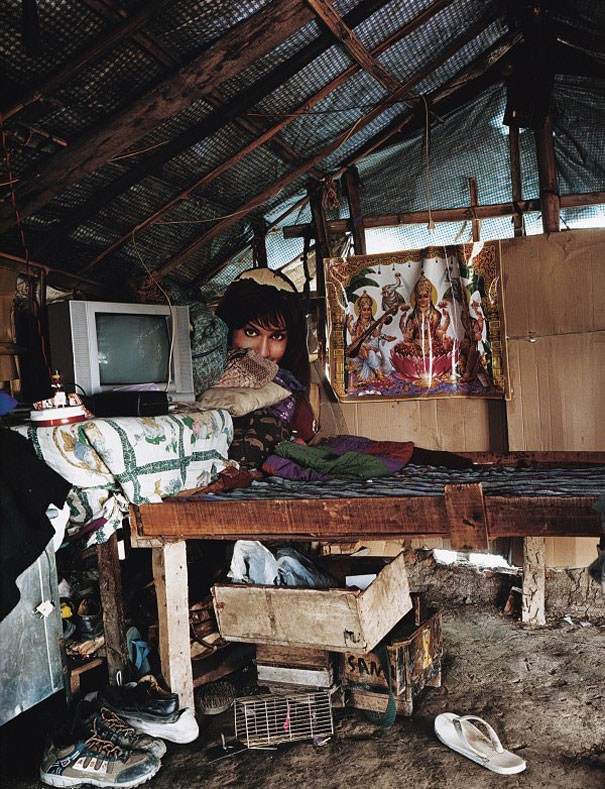 16 Children And Their Bedrooms From Across The World.  This Will Open Your Eyes 49