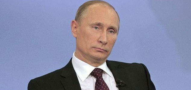 Putin refers to Internet as a 'CIA project' 23