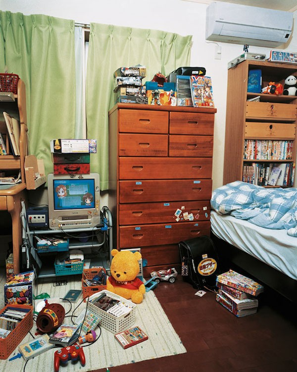 16 Children And Their Bedrooms From Across The World. This Will Open Your Eyes 40