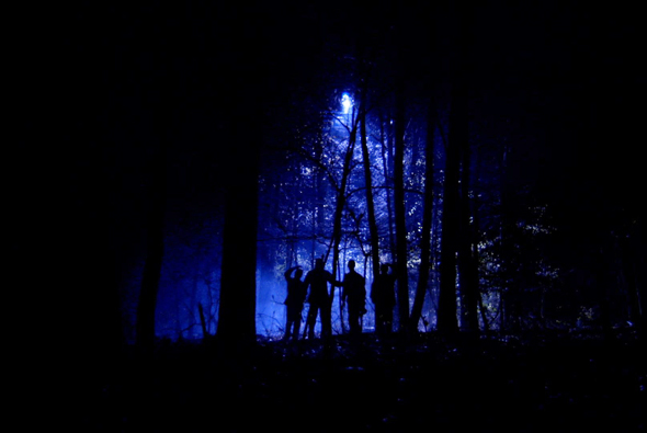 Nick Pope: Why I believe aliens landed in a Suffolk forest 1