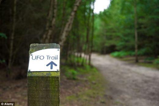 Nick Pope: Why I believe aliens landed in a Suffolk forest 16