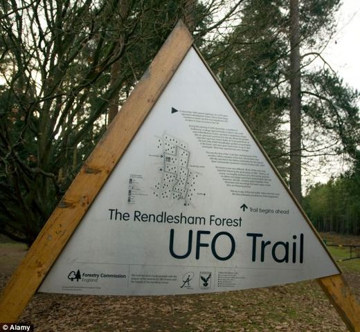 Nick Pope: Why I believe aliens landed in a Suffolk forest 15