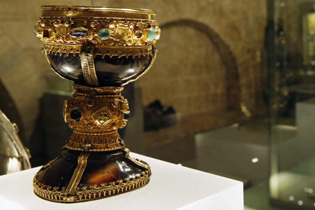 Historians claim to have recovered HolyGrail