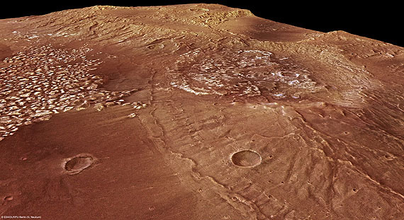 The Mysterious Honeycomb Structures on Mars 1