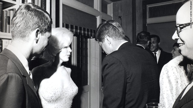New evidence emerges that Monroe planned to reveal JFK saw crashed UFOs 13
