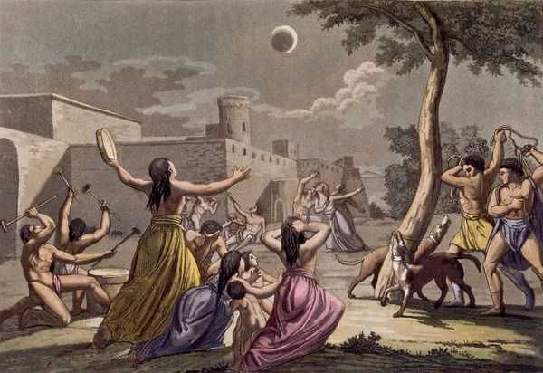 Blood moon: Lunar eclipse myths from around the world 96