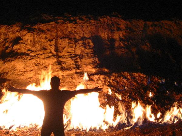 Yanar Dag – The Eternally Burning Mountain of Azerbaijan 62